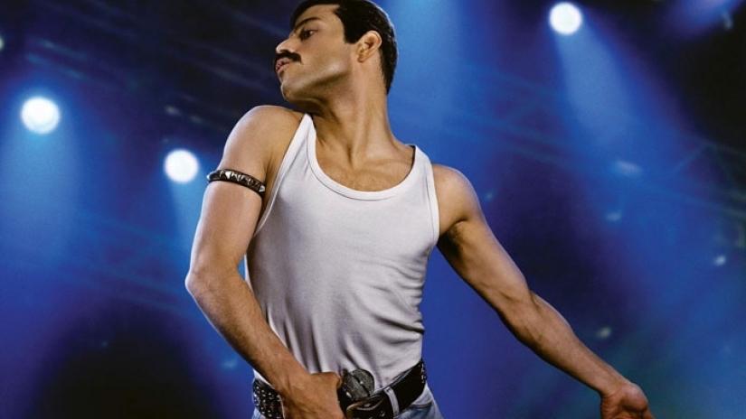 Rami Malek som Freddie Mercury. Foto: 20th Century Fox